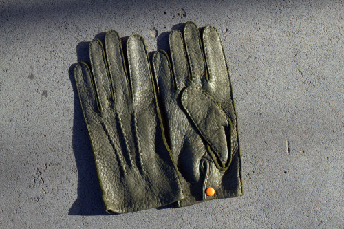 Handmade Gloves Melbourne Aaron Cheung